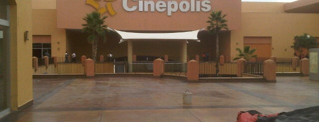 Cinépolis is one of Lugares favoritos de GloPau.