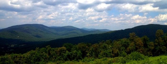 Shenandoah National Park is one of National Parks.