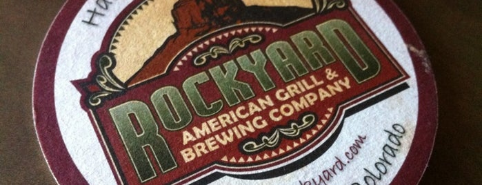 Rockyard American Grill & Brewing Company is one of Best Breweries in the World.