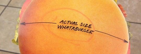 Whataburger is one of Gulf Coast.