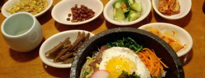 Seoul Garden is one of San Francisco.