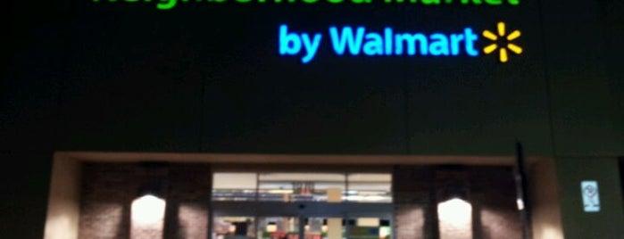 Walmart Neighborhood Market is one of Sharonさんのお気に入りスポット.
