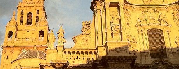 Catedral de Murcia is one of Murcia en GPS.