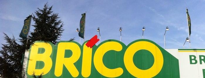 Brico is one of สถานที่ที่ Celia ถูกใจ.
