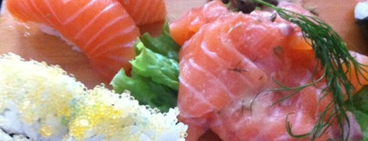 Rock 'n' Sushi is one of Eat in Lisboa.