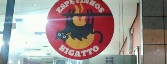 Espetinhos Bigatto is one of Lugares favoritos de Raphael.