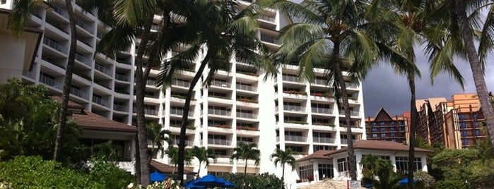JW Marriott Ihilani Ko Olina Resort & Spa is one of Locais curtidos por Victoria.