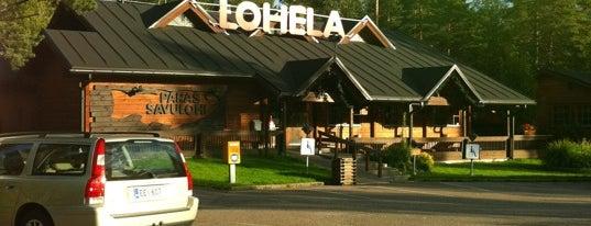 Lohela is one of Orte, die Petteri gefallen.
