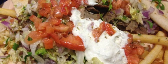 Basilis Greek Restaurant is one of RVA Carytown/Museum District Restaurants.