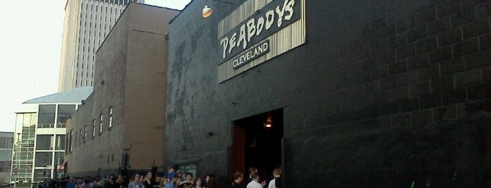 Peabody's Concert Club is one of Cleveland Rocks.