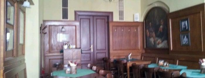 U Pinkasů is one of StorefrontSticker #4sqCities: Prague.