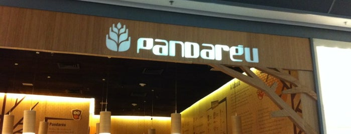 Pandaréu is one of Restaurantes lights.
