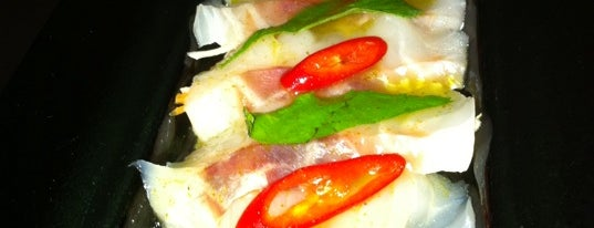 Sushi La is one of Buitenland.