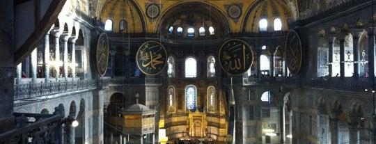 Basilica di Santa Sofia is one of İstanbul Kazan Cadı Kepçe Listesi.