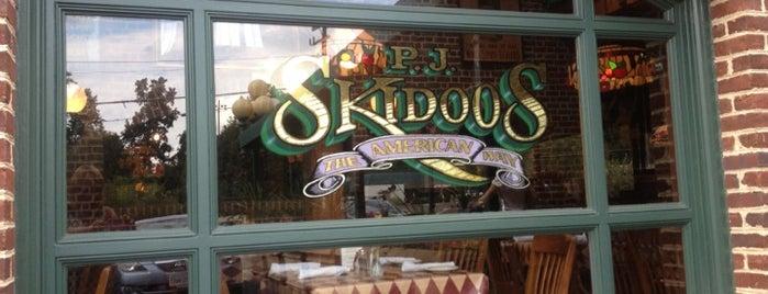 P.J. Skidoo's is one of สถานที่ที่ Josh ถูกใจ.