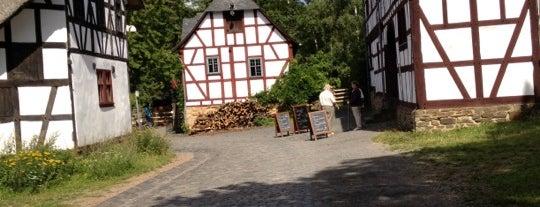 LVR-Freilichtmuseum Kommern is one of #111Karat - Kultur in NRW.