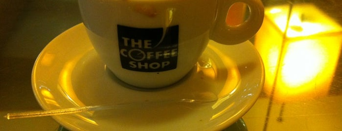 The Coffee Shop is one of Cafeteria.