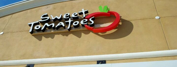 Sweet Tomatoes is one of Orlando.