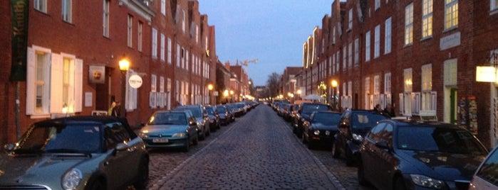 Holländisches Viertel is one of Berlin, Germany.