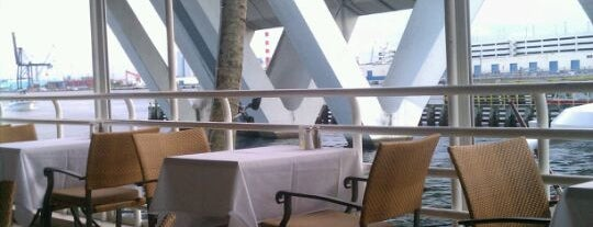 grille 66 is one of Dock & Dine #VisitUS.