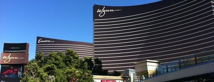 Wynn Las Vegas is one of Vegas Death March.