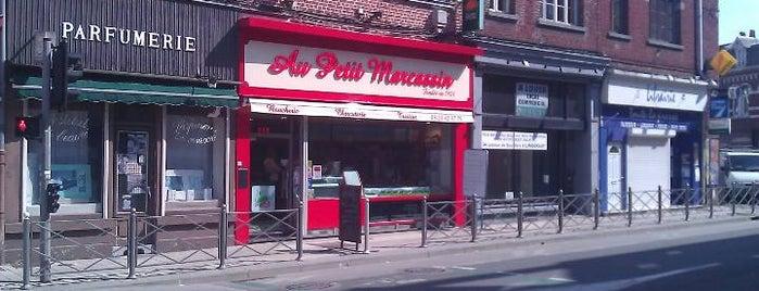 """Boucherie """"Au Petit Marcassin"""" is one of Lille & Alentours."""