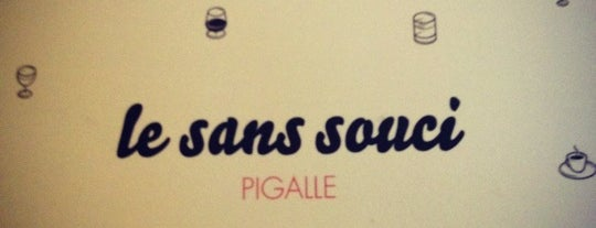 Le Sans Souci is one of PARIS.