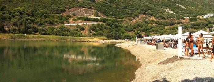 Blue Lake is one of Athènes II Grèce 🇬🇷.