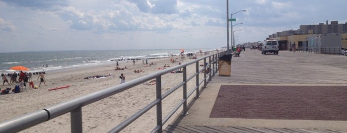 Rockaway Boardwalk is one of NYC - Best of Brooklyn.