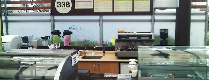 338 Café Gourmet - PUCP is one of Locais curtidos por Fiama.