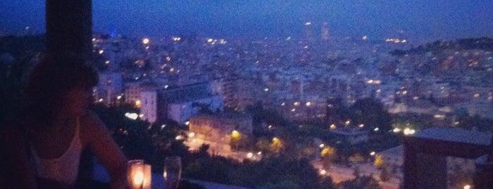 Mirabé is one of Terrazas (Terraces of) Barcelona.