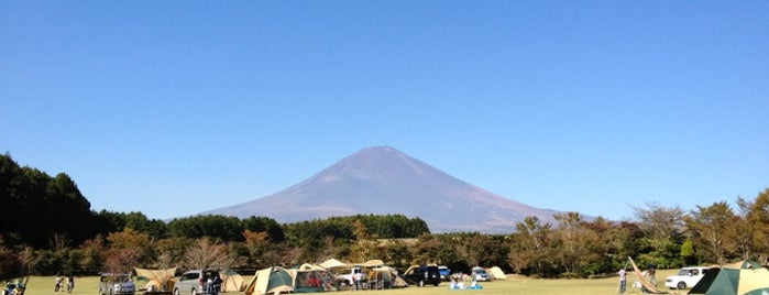 Yamaboushi Auto Campsite is one of Favorite Campground.