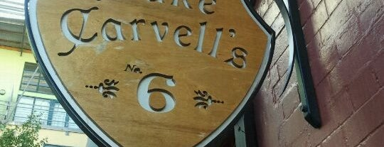 Duke Carvell's is one of Orte, die Paul gefallen.