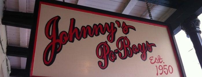 Johnny's Po-Boys is one of NOLA.