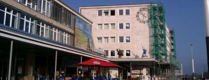 Bali-Kino is one of Kassel.