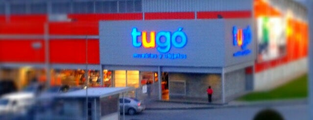 Tugó is one of Posti che sono piaciuti a Andrés.