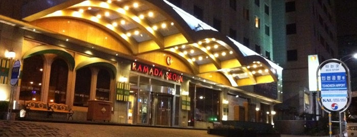 Ramada Seoul Hotel is one of 韓国.
