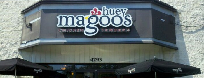 Huey Magoo's Chicken Tenders is one of Drew 님이 좋아한 장소.