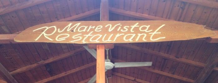 Yakamoz & Mare Vista is one of สถานที่ที่ Can ถูกใจ.
