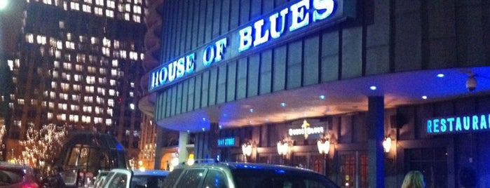 House of Blues is one of Chicago To-Dos.