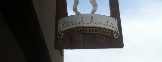 Tired Hands Brew Café is one of Philadelphia To-Do.