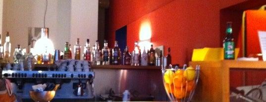 Piccolino Café Bar is one of Lucerne Coffee.