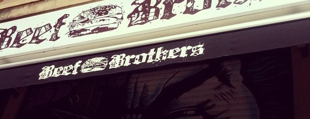 Beef Brothers is one of StorefrontSticker #4sqCities: Köln.