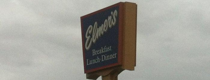Elmer's Restaurant is one of Boise.