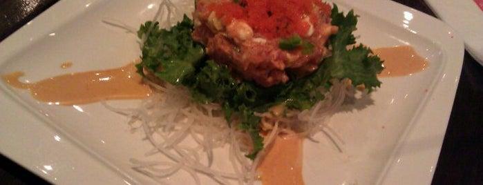 Kumo Sushi Bar & Lounge is one of Food.