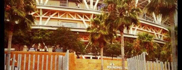 Petco Park is one of MLB Stadium Quest.