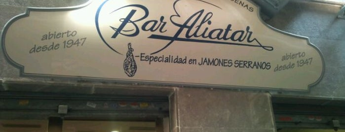 Bocateria Aliatar is one of Por visitar.