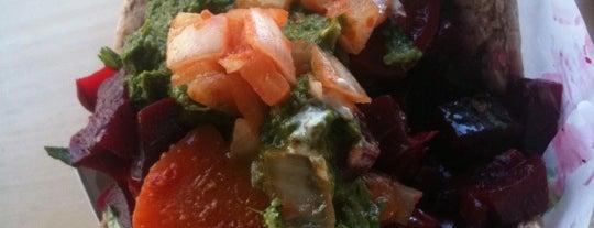 Maoz Vegetarian is one of Ed Levine's Upper West Side Neighborhood Guide.