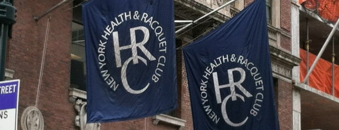 New York Health & Racquet Club is one of Diane'nin Beğendiği Mekanlar.