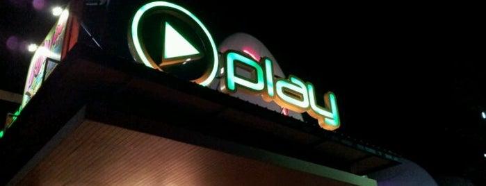 Play is one of Gespeicherte Orte von Edward.